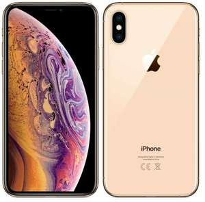 iPhone XS 64 Gold - opened never used handset with 12 months warranty £449.89 ebay / cheapest_electrical