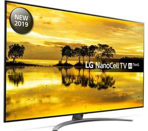 """LG 55SM9010PLA 55"""" Smart 4K Ultra HD HDR LED TV with Google Assistant £749 @ Curry's with code"""
