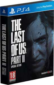 The Last Of Us Part 2 Special Edition £59.99 at Amazon