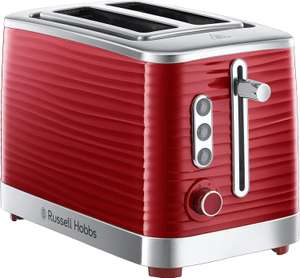 Russell Hobbs 24372 Inspire Toaster 2 Slice Red - £17.94 @ Robert Dyas (Free Click & Collect)