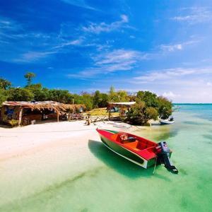 Return Virgin Atlantic flights London Gatwick to Grenada, November, exc. hold luggage, now £380 taxes inc. via Skyscanner