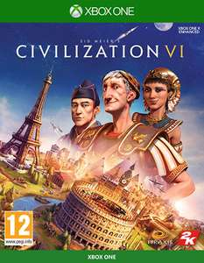 Civilization VI (Xbox One) now £24.99 delivered at Amazon