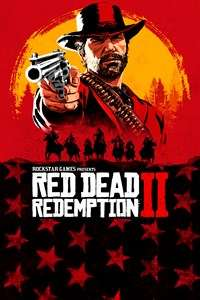 Red Dead Redemption 2 Xbox One now £9.58 at Microsoft Argentina Store