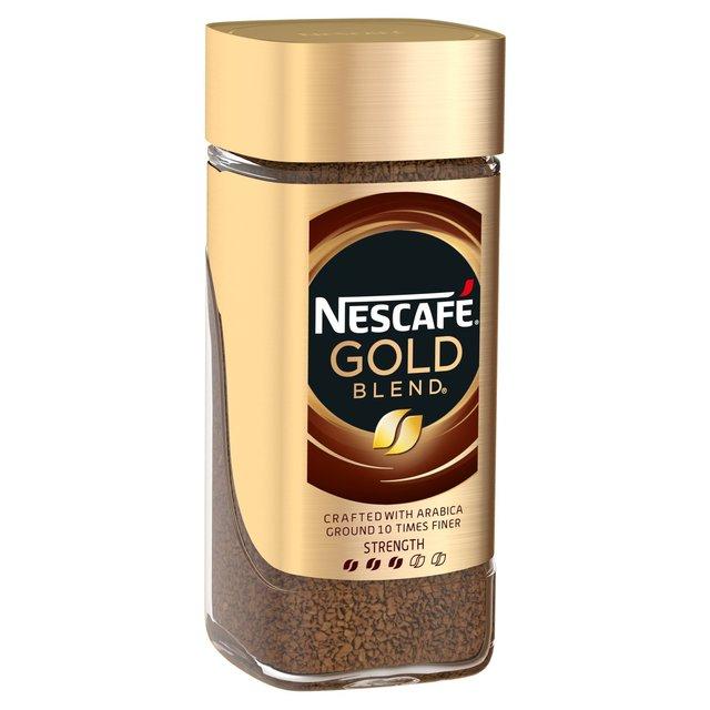 Nescafé gold blend 200g 2 x 200g - £8 @ Farmfoods