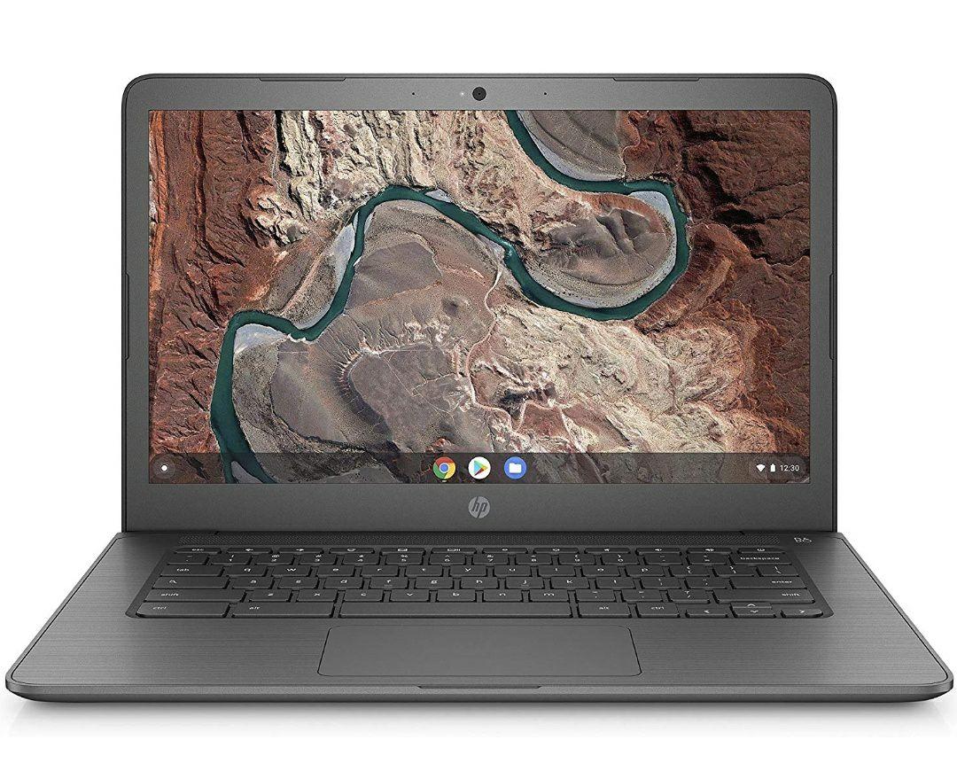HP Chromebook 14-db0002ng FHD IPS, AMD A4-9120 CPU, 4GB DDR4 RAM, 64GB eMMC, chalkboard gray £180.65 @ Amazon.DE