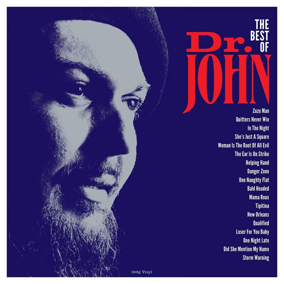 The Best Of Dr. John [180g Vinyl LP] [VINYL] £6.25 (Prime) £9.24 (Non Prime) @ Amazon