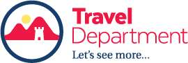 50Euro or £50 off holidays @ Travel Department Ireland