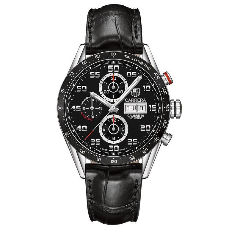 TAG Heuer Carrera Automatic Chronograph £2476 @ Beaverbrooks