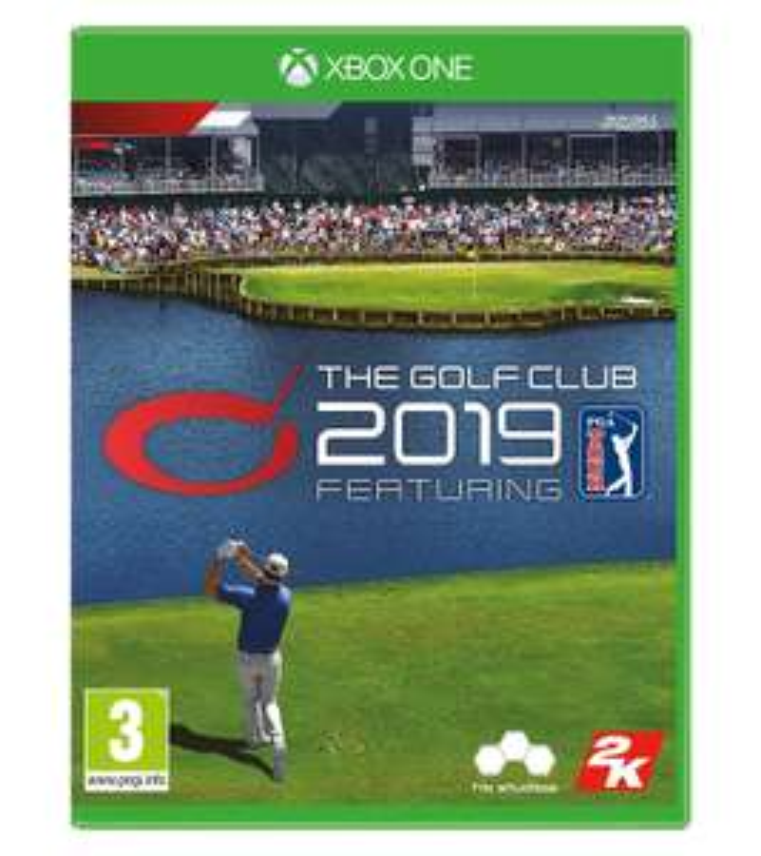 The Golf Club 2019 (Xbox One) £9.99 prime / £12.98 non prime @ Amazon