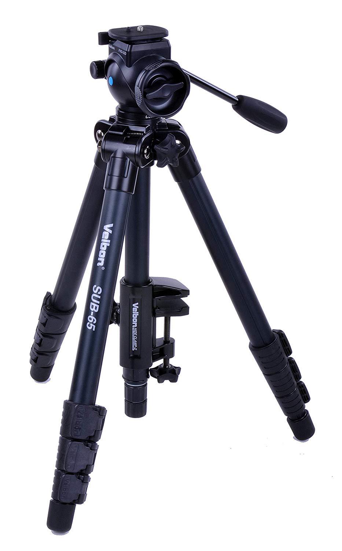 Velbon SUB-65 3-in-1 Tripod/Monopod/Hide-Clamp Set for Camera £64.97 @ amazon
