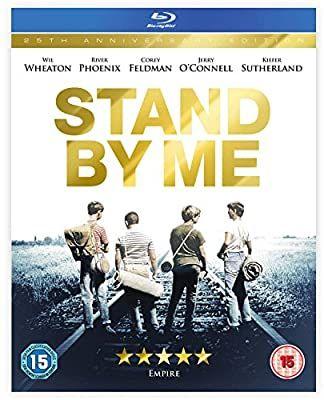 Stand by me blu ray £5.94 @ Amazon prime (£2.99 p&p non prime)