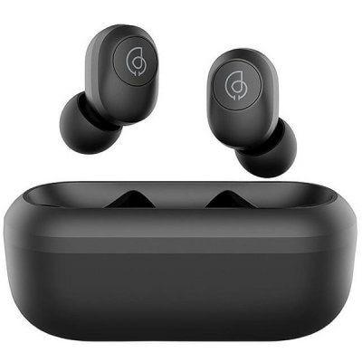 Haylou GT2 TWS True Wireless Bluetooth 5.0 Earphone Mini Portable 3D Stereo Binaural Earbuds £16.17 @ Gearbest