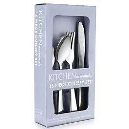 16-Piece Stainless Steel Cutlery Set - £2.69 @ Robert Dyas (Free C&C)