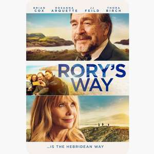 Rory's Way (HD) iTunes - Brian Cox £4.99