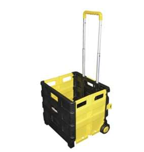 Robert Dyas - Rolson Folding Boot Cart with Wheels - 25kg - £8.99 with code - Free C&C
