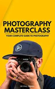 Photography Masterclass: Your Complete Guide to Photography Kindle Edition £0.00 @ Amazon