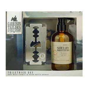 Peaky Blinders Body Wash & Bottle Opener Gift Set £1.99 + free Click and Collect @ Superdrug