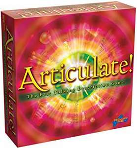 Articulate! Board game (and Articulate! Phrases) reduced to £9.99 at The Food Warehouse