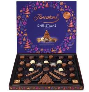 Christmas Selection 4 boxes for £10 @ Thorntons Glasgow