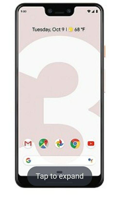 Google Pixel 3 XL 64GB 4GB RAM Single SIM (Unlocked for all UK networks) - Not Pink £398 @ Wowcamera