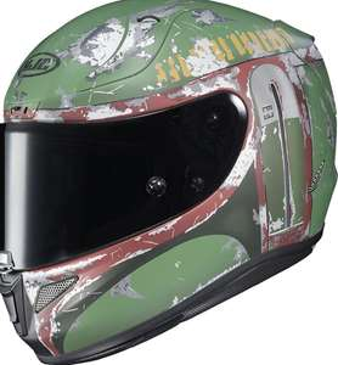 HJC RPHA-11 - Boba Fett motorcycle helmet £274.99 @ helmet city