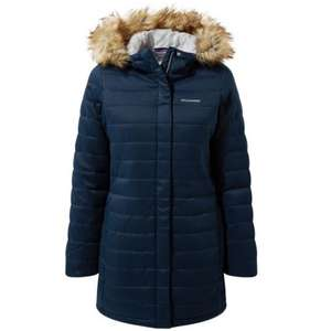 Craghoppers Womens Beaufort Jacket - Loch Blue - 70% Off now £35.70 + Free click & collect @ Craghoppers