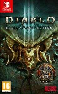 Diablo III Eternal Collection (Nintendo Switch) - £26.36 @ TheGameCollection Outlet eBay