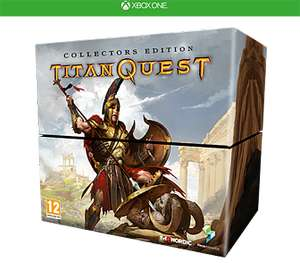 TitanQuest Collector's Edition Xbox One £19.99 @ GAME