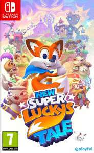 New Super Lucky's Tale - Nintendo Switch £23.16 @ The Game Collection / Ebay