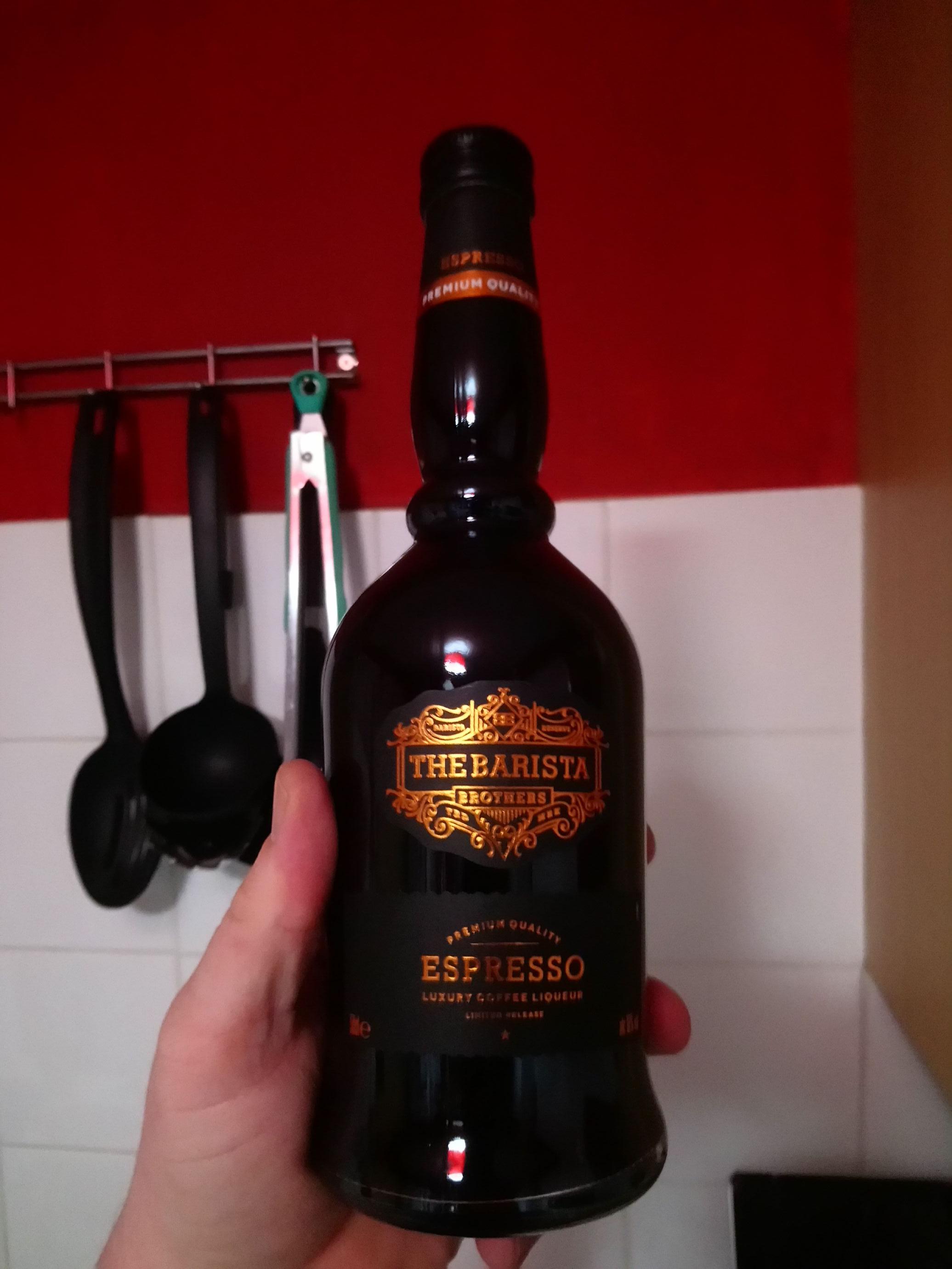 Espresso Liqueur £4.99 Aldi Wishaw