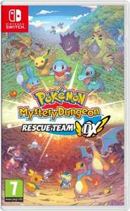 Pokemon Mystery Dungeon Rescue Team DX (Switch) £39.85 Delivered (Preorder) @ Shopto