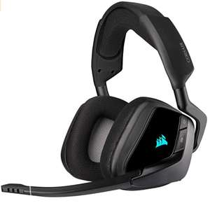 Corsair VOID Pro RGB Wireless Dolby 7.1 Gaming Headset for £79.99 delivered @ Game