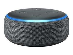 Amazon Echo Dot (3rd Gen) - Charcoal Fabric £24.99 Delivered @ BT Shop