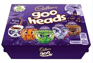 Goo Heads 5 Pack 85p @ Cadbury's Direct (£3.95 P&P)