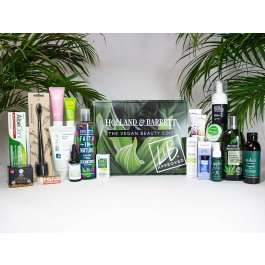 Vegan Beauty Box £33.95 Delivered @ Latestinbeauty