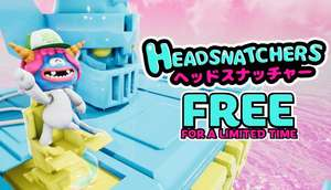 Headsnatchers (Steam) Free When Signing up to the Humble Bundle Newsletter