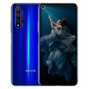"NEW Honor 20 Smartphone, Android, 6.26"", Kirin 980, 4G LTE, 6GB RAM, 128GB, Sapphire Blue @ technolec_uk / eBay"