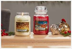 Free Shipping with code @ Candles Direct