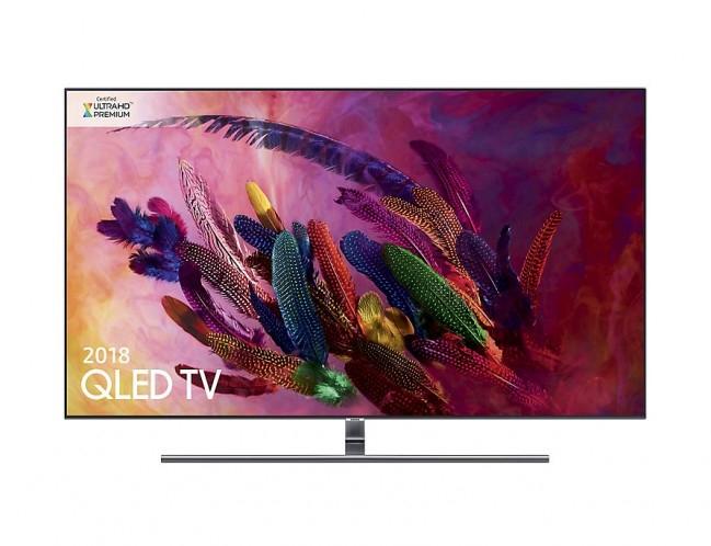Samsung QE65Q7FNAT (2018 Model) 65 Inch Ultra HD 4K Smart Quantum Dot LED TV £829.99 @ District Electricals