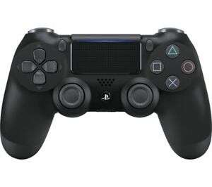 SONY PLAYSTATION 4 DualShock 4 V2 Wireless Controller - Black £32.39 at Currys clearance/ebay with code (also in white)