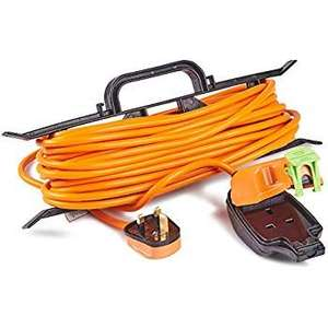 Masterplug Weatherproof Garden Tidy Extension Lead - 15m 10A - £5 @ Wickes (Free Click & Collect)