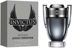 Paco Rabanne Invictus Intense 50ML - £42.08 @ Amazon (Potential 40% Off With Sub and Save 40%)