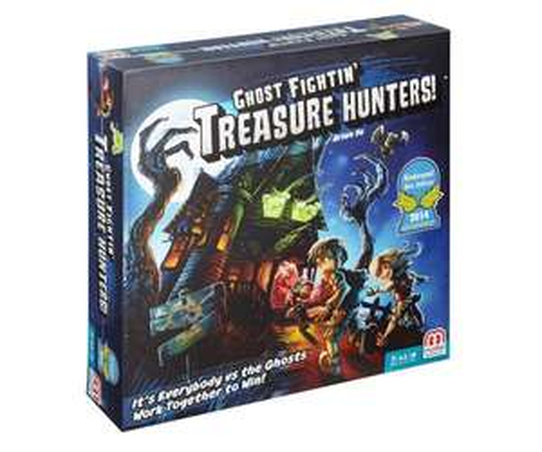 Ghost Fightin Treasure Hunters Game - £13 @ Bargain Max (+£1.99 Postage)