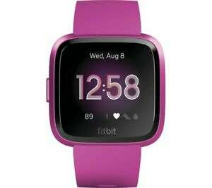 Fitbit Versa Lite 72,Fitbit versa -100 and versa 2 for 143 from Currys clearance Ebay