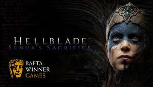 (PC) Hellblade: Senua's Sacrifice (Steam for Windows) now £8.49 at Humble Bundle