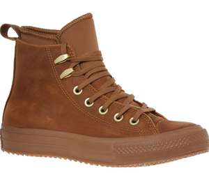 CONVERSE Brown Leather High Rise Boots £34.99 +£1.99 click and collect @ Tk Maxx