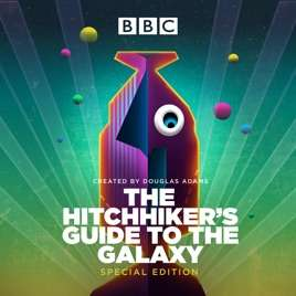The Hitchhiker's Guide to the Galaxy Special Edition by the BBC £3.99 @ iTunes