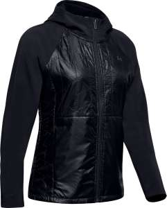 Under Armour Black Reactor Performance Hybrid Jacket £34.99 + £1.99 click and collect @ Tk Maxx