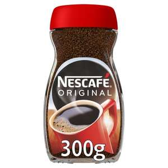 Nescafe Original Instant Coffee 300G £4.50 @ Tesco