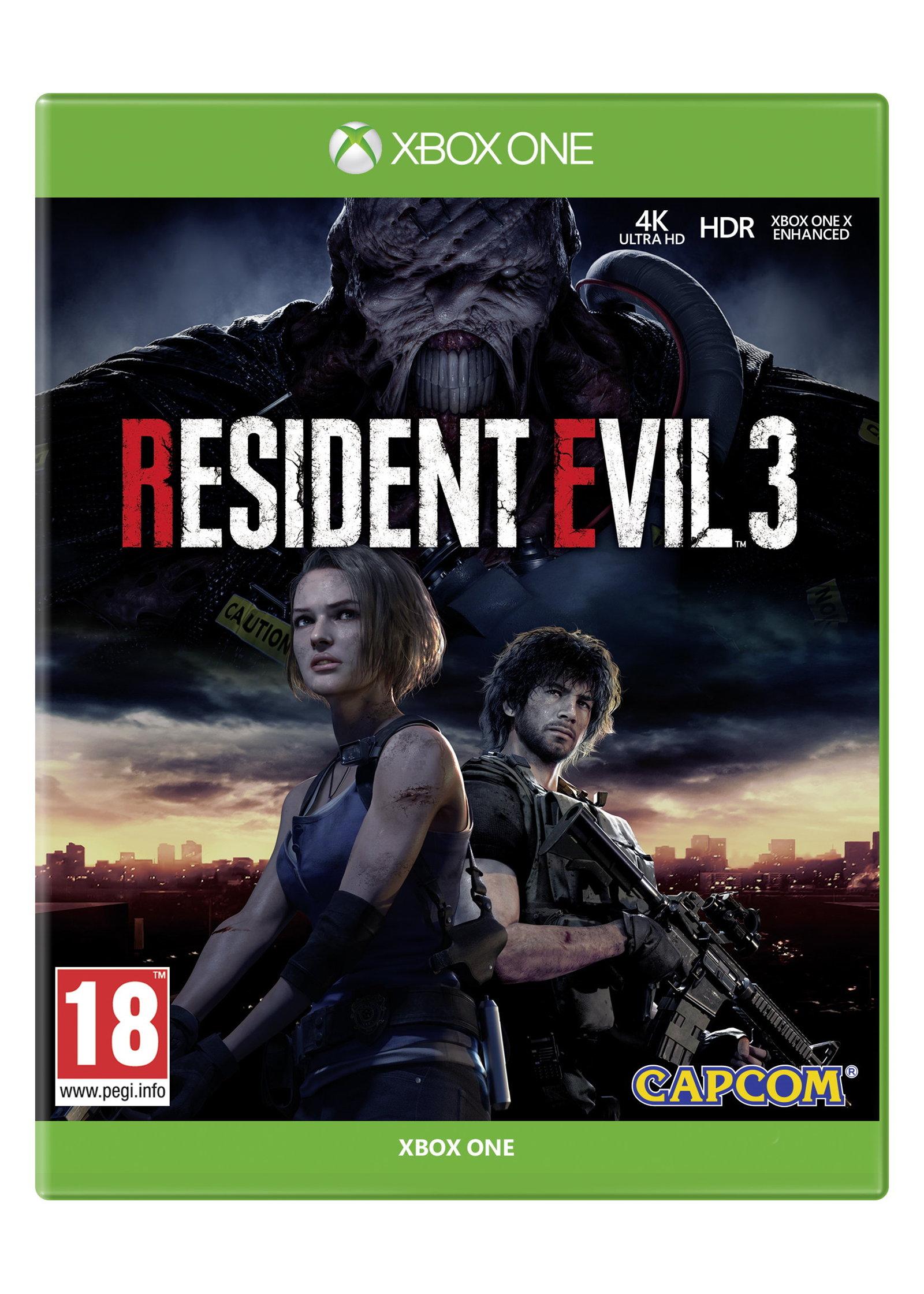 Resident Evil 3 Remake (Xbox One) £38.85 @ Base